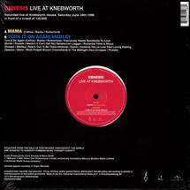 Genesis - Live At Knebworth 1990 (RSD21)