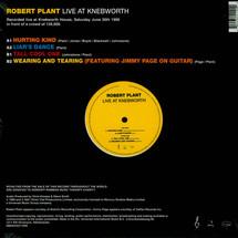 Robert Plant - Live At Knebworth 1990 (RSD21)