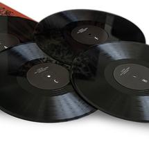 O.S.T.R. - Jazz W Wolnych Chwilach 4LP (Black Heavy Vinyl) [4LP]