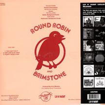 Round Robin And Brimstone - Round Robin And Brimstone (RSD21)