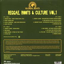 VA - Reggae, Roots & Culture Vol.1