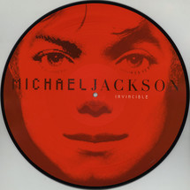 Michael Jackson - Invincible (Picture Disc)