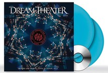 Dream Theater - Lost Not Forgotten Archives: Images And Words, Live In Japan 2017 (Turquoise Transparent Vinyl)