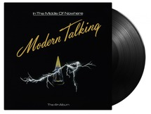 Modern Talking - In The Middle Of Nowhere (The 4th Album) (Black Vinyl)