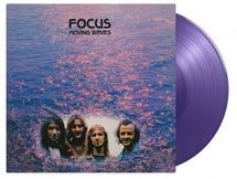 Focus - Moving Waves (Purple Vinyl)
