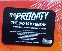 The Prodigy - The Day Is My Enemy (Deluxe Edition) [3LP]