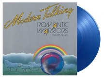 Modern Talking - Romantic Warriors (The 5th Album) ((Transparent Blue Vinyl)