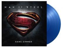 Hans Zimmer - Man Of Steel (OST) (Blue Vinyl)
