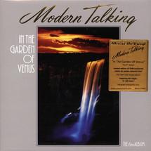 Modern Talking - In the Garden of Venus (The 6th album) (Smoke Coloured Vinyl)