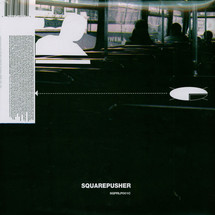 Squarepusher - Feed Me Weird Things (25th Anniversary Clear Vinyl Edition)