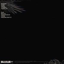 Throwing Snow - Dragons (Marbled Orange 180g Vinyl / Gatefold Cover)