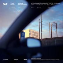 ŻYTO / NOON - Morza Południowe (Black Vinyl)