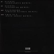 Pete Josef / Jazzanova - Remixes
