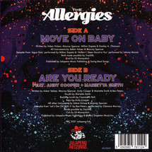 The Allergies - Move On Baby / Are You Ready