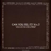 VA - Can You Feel It? Vol.3 Modern Soul, Disco & Boogie