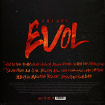 Future - EVOL (5th Anniversary) (Black&Red Vinyl) (RSD21)