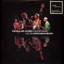 The Rolling Stones - A Bigger Bang, Live In Rio 2006