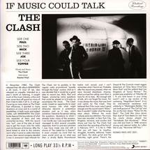 The Clash - If Music Could Talk (RSD21) [2LP]
