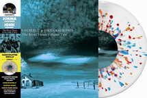 Jorma Kaukonen & John Hurlbut - The River Flows Vol.2 (Clear Splatter Transulcent Vinyl) (RSD21)