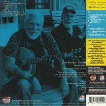 Jorma Kaukonen & John Hurlbut - The River Flows Vol.2 (Clear Splatter Transulcent Vinyl) (RSD21) [LP]