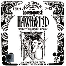 Hawkwind - Greasy Truckers Party (RSD21)