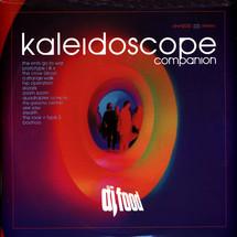DJ Food - Kaleidoscope + Companion (Colored 4LP+MP3) [4LP]