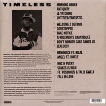 J Dilla - Mochilla pres. Timeless: Suite For Ma Dukes (RSD21)