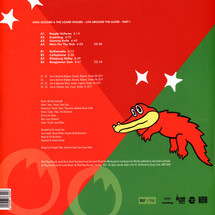 King Gizzard & The Lizard Wizard - Live Around The Globe Part I (Limited Splattered Vinyl) (RSD21)