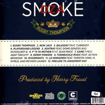 Smoke DZA - Rugby Thompson (RSD21)