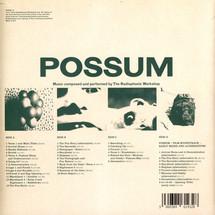 The Radiophonic Workshop - Possum OST (Limited Green 2LP+MP3/ Gatefold Cover) (RSD21)