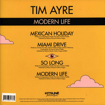 Tim Ayre - Modern Life (RSD21)