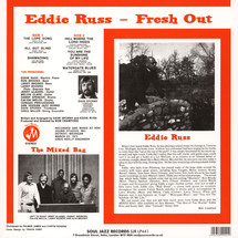 Eddie Russ - Fresh Out (1974)