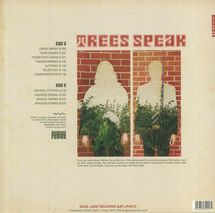 Trees Speak - Shadow Forms (Limited Red Vinyl Edition)