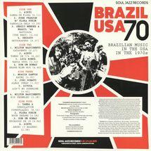 VA - Brazil USA 70: Brazilian Music In The USA In The 1970s