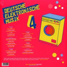 VA - Deutsche Elektronische Musik 4: Experimental German Rock and Electronic Music 1971-83