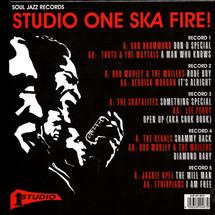 """VA - Studio One Ska Fire! (Limited Edition Record Store Day 7"""" Boxset) (RSD21)"""