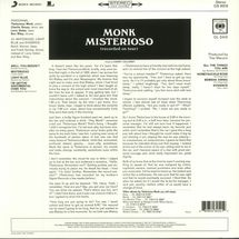 Thelonious Monk - Misterioso (Live)