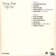 Benny Sings - City Pop (Baby Blue Vinyl Edition)