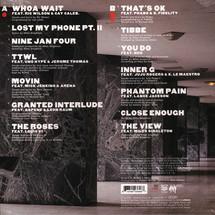 Bluestaeb - GISEKE (LP+MP3)