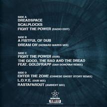 Dreadzone - Rare Mixes Vol.1 (Remastered Orange Vinyl) (RSD21)