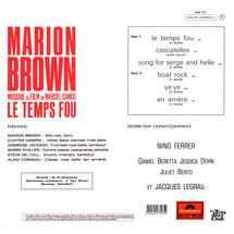 Marion Brown - Le Temps Fou (Musique du film de Marcel Camus)