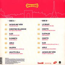 VA - Femme De Paris: Groovy Sounds From The 60s (RSD21)
