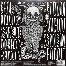 Dengue Dengue Dengue / DNGDNGDNG - Serpiente Dorada (Gold Vinyl Edition)