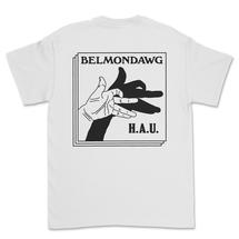 "Belmondawg - Koszulka H.A.U. + CD ""EXPO 2000 Hustle As Usual EP Instrumental"" [pakiet]"