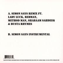 "Pharoahe Monch - Simon Says Remix [7""]"