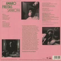 Amaro Freitas - Sankofa (LP+Poster)
