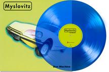 Myslovitz - Sun Machine (Blue Vinyl)