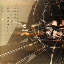 Amon Tobin - Out From Out Where (Golden Vinyl 2LP+MP3 + Poster)
