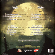 Danny Elfman / Howard Shore / Stephen Sondheim - The World Of Tim Burton OST (Transparent Green Vinyl)