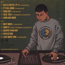 Kid Abstrakt / Emapea - Jazzy Vibes (Clear Vinyl Edition)